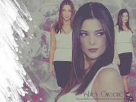 Ashley Greene TCA by YlianaKapella-Neidon