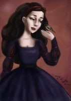 Snow White by Morganellie