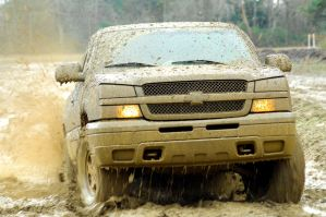 Chevy Mud by MontgomeryKern