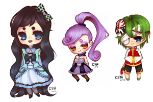 chibi dump 05 by pharmacon