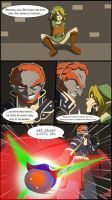 The Hyrule's Of TG_Link TG Page 1 by TFSubmissions