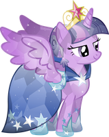 Now's the time, I'm ready and I look divine. by TheShadowStone