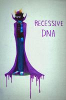 Purple recessive blood by library-policeman