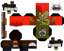 Ganondorf Oot by hollowkingking