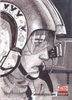 Wedge Antilles by kohse