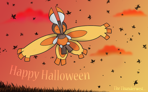 Happy halloween by Thunderwest