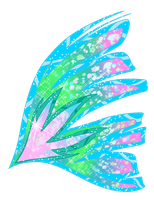 Molly's Sirenix Wing by musasgal