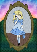 Oh A New Alice For Wonderland by Blackmoonrose13