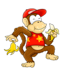 FSF 2014 Collab: Diddy Kong by SuperLakitu