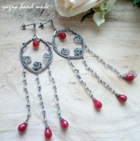 Bunch of Roses by yagnahandmade