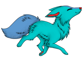 Mystery Dog #10 for joillian by Feralx1