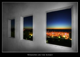 Windows on the Sunset by FarStar90