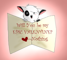 Epicly Late Valentine by Nixhil