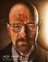 Breaking Bad: Walter: Fractalius Re-Edit by nerdboy69