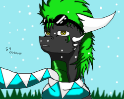 Start the Snow by g4brield