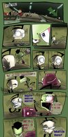 Alienated b-day pg 2 by ZimPLUSDib