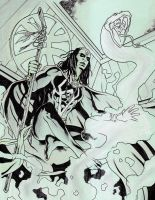 Brother VooDoo by jasonbaroody