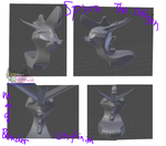 SpyroTheDragon model by CynderAngelDWOship14