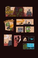 Last Martian Episode 2 page 1 by SethWolfshorndl
