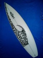 my surfboard by Love-Your-Waves