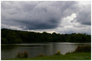 The Oakfields Lake Storm by Hitomii