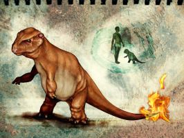Charmander by Light-Schizophrenia