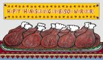 Happy Thanksgiving Dimension Warriors by KambalPinoy