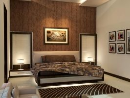 ANother Bedroom..Its different by jeetdesignz