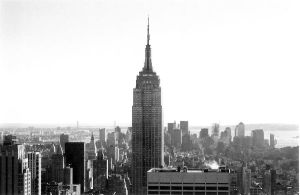 Empire State Human by OLSPUR