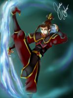 .::Azula ::. by IcaZell