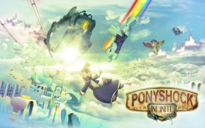 Ponyshock Infinite by dan232323