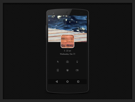 Profile Homescreen preview by MidwestCrusader