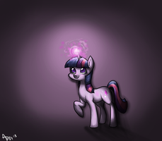 A Simple Spell by PandaRainbow