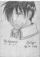 roy mustang by Renarche