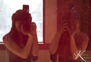 Photo Prompt: Reflection by Alone-In-The-Crowd