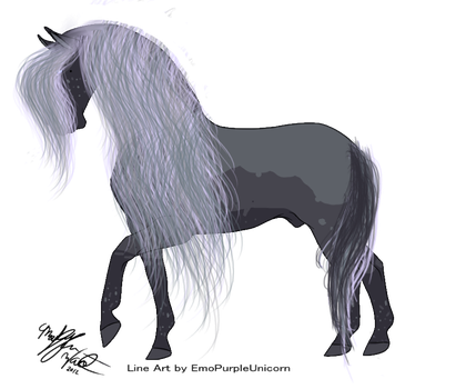 .:That Stallion:. by Chaoic-Bitch