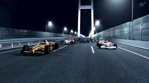 F-1 race on a test track GT5 by whendt