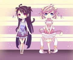 Adoptable .:.Nyan Nyan Theme.:. Sold out by EDDY-Melodia
