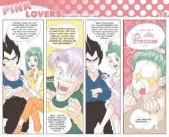 Pink Lovers 10 - VxB doujin by nenee