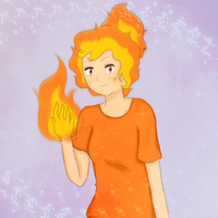 Point Commission for Killahkatz - Genderbent Firey by xX-ArtBloqued-Xx