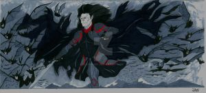 Dracula Untold contest by JAWSART