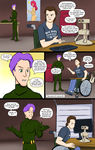 Liberty The American Girl - Lovesick Bug - Page 4 by Neilsama