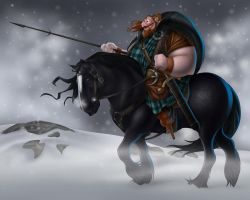 King Fergus by KingOlie