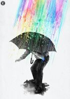 In Rainbows by Amarelle07