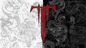 Trivium - Dragon Ying and Yang by Sebhole