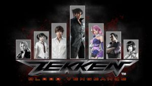 Tekken Blood Vengeance by softlady
