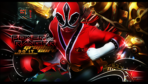 Power Ranger by NaimGFX