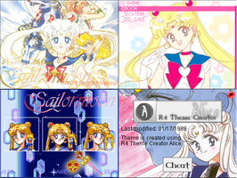 Sailor Moon theme for R4i Gold.CC NDS by SailorBomber