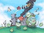 Angry Birds by osy057