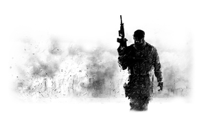 MW3 Skull Wallpaper by SpectreSinistre